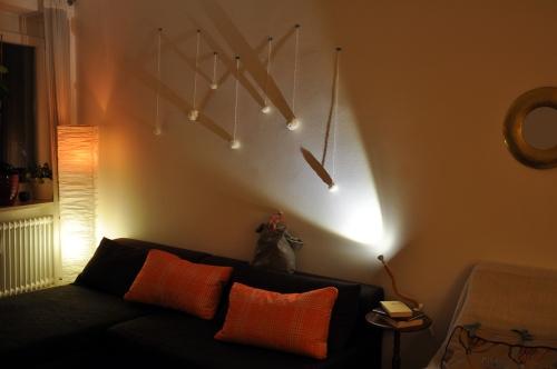 sachen machen 2 orange k che. Black Bedroom Furniture Sets. Home Design Ideas