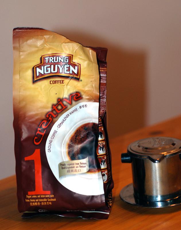 Vietnamesischer kaffee kaufen