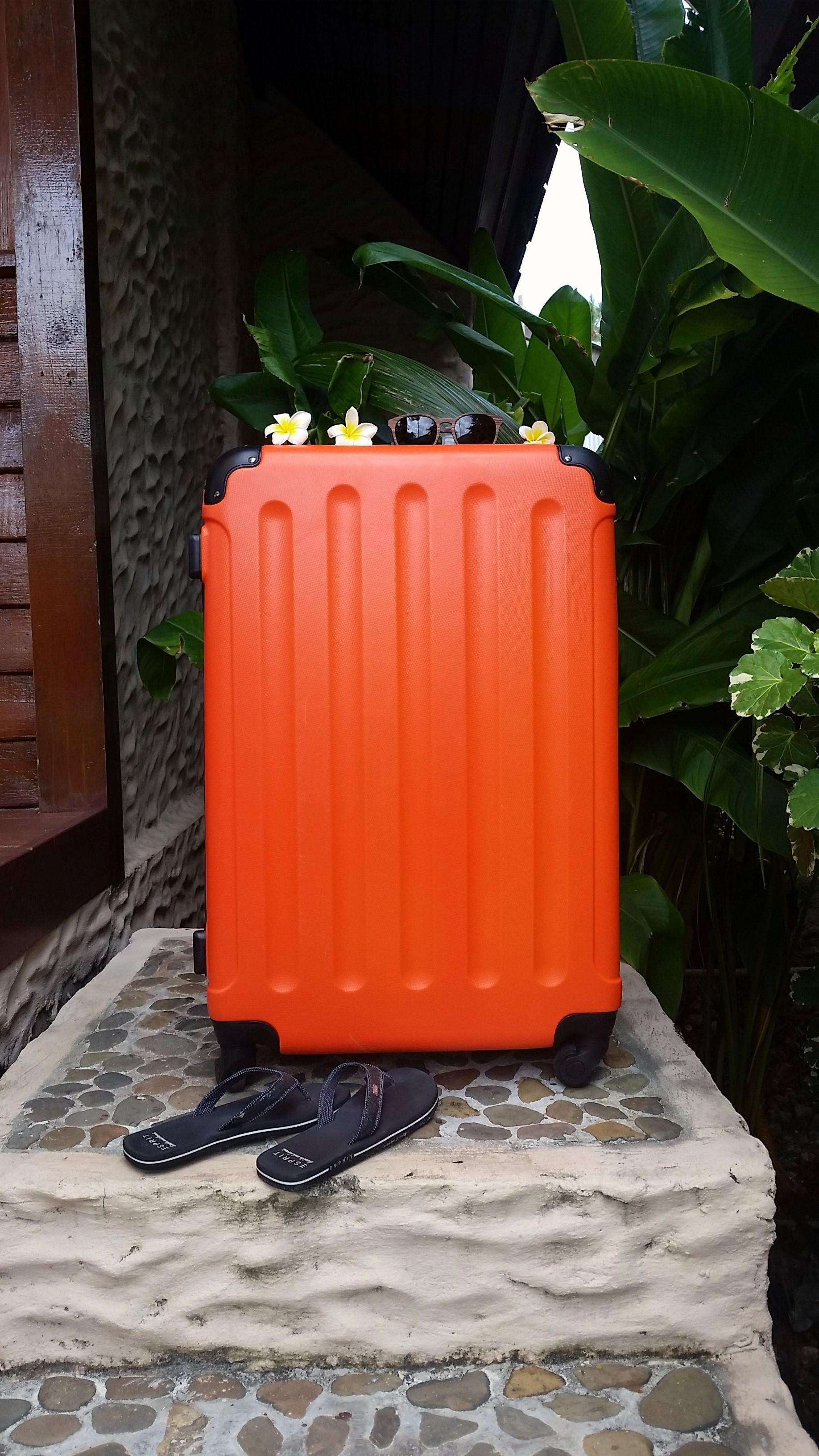 Orangerkoffer. Geschrieben Von Orange